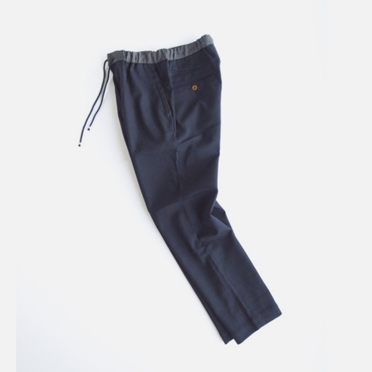 A VONTADE EASY PANTS (DK.NAVY)2