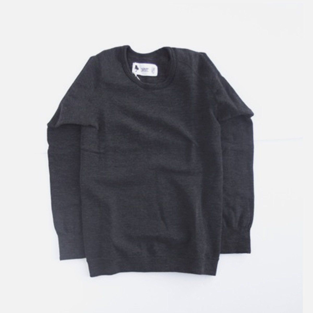 LOCALINA CREW NECK CUTSEW (NAVY)(CHARCOAL)(BLACK)2