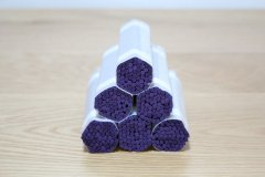 紫ゴマ線香 25束入