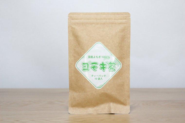 国産よもぎ100%「ヨモギ茶」