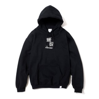 MAGIC STICK/FLYER HOODIE