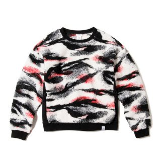 MAGIC STICK/WARM BOA JQD PILE CREW NECK