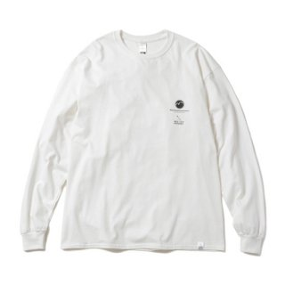 MAGIC STICK/Block Logo LS Tee