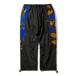 MAGIC STICK/NEO AFRICAN CLASSIC PANTS (AFRICAN ASSORT BLUE BASE)