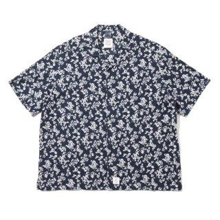 APPLEBUM/Flower Wave S/S Oversize Shirt