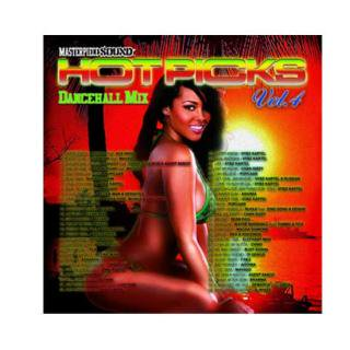 MASTERPIECE SOUND/HOT PICKS DANCE HALL MIX VO.4