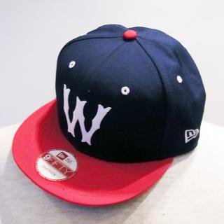 WINFIELD/W ROYAL/RED VINTAGE SNAPBACK