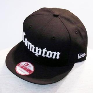 WINFIELD/COMPTON BLACK SNAP BACK