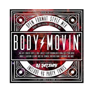 DJ TATSUMI / BODY MOVIN'
