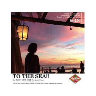 DJ JUN ☓ DISK ONE/TO THE SEA!! Vol.8