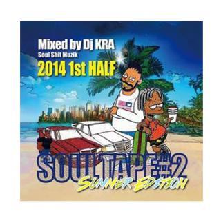 DJ KRA/SOUL TAPE #2 2014 1ST HALF SUMMER EDITON