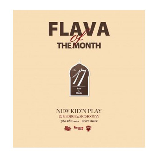 new kid n play dj george mc moggyy flava of the month vol 17