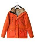FREE RAIN オイルドドッグジャケット