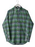 INDIVIDUALIZED SHIRTS 1889フランネルチェックシャツ