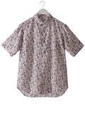 m's braque ホース  ボタンダウンS/Sシャツ