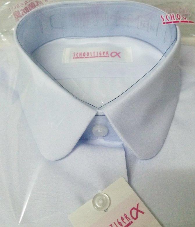 横向き ワイシャツ