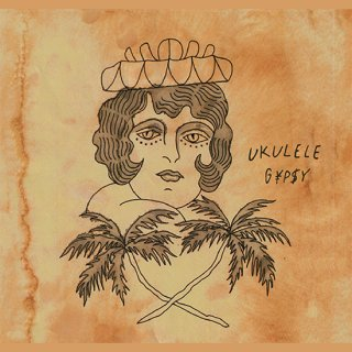 "Aloha Blossom "" Ukulele Gypsy ""  CD"