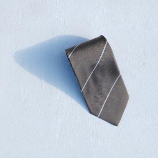"Solemarley "" Rejimental Tie "" grage × beige"