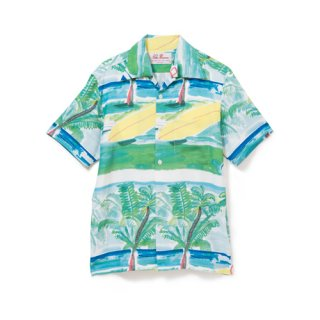 """Aloha Blossom """" Summer Time """" Aloha Shirts"""