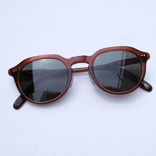 """Buddy Optical """" Sorbonne Sunglasses """" Medisine Bottle / Green Lens"""