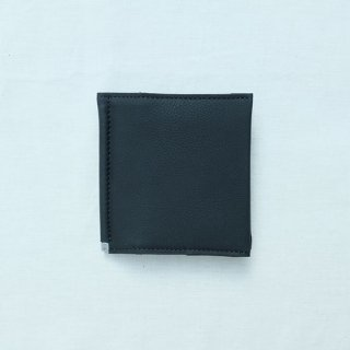 "ERA "" Bubble Carf Clip Wallet "" Black"