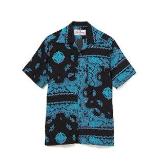 """Aloha Blossom """" Hisuikazura """" Aloha Shirts"""