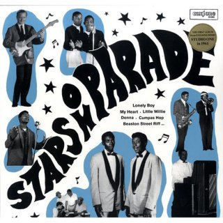 "LP ""Stars On Parade"""
