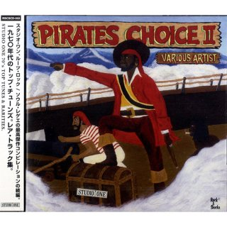 "CD ""Pirates Choice 2 """