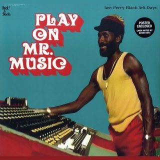 "CD ""Play On Mr. Music (Lee Perry Black Ark Days) """