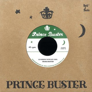 """7inch """"Prince Buster """"Sunshine With May Girl  / """"Don Drummond"""" Vietnam"""