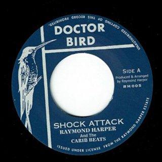 "7inch ""Raymond Harper ""Shock Attack  /  Perfidia"