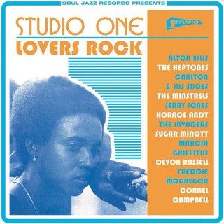 """CD """"Studio One Lovers Rock """""""