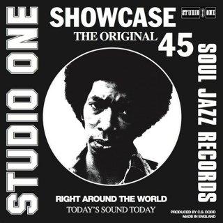 "7inch ""Studio One Showcase 45 (7"" X 5 Box Set)"""