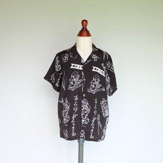 """Aloha Blossom """" Lucky """" Kids Aloha Shirts"""