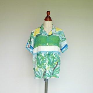 """Aloha Blossom """" Summer Time """" Kids Aloha Shirts"""