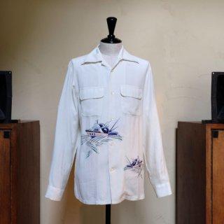"Aloha Blossom "" Sordfish "" LS (10th Anniversary Limited Item)"
