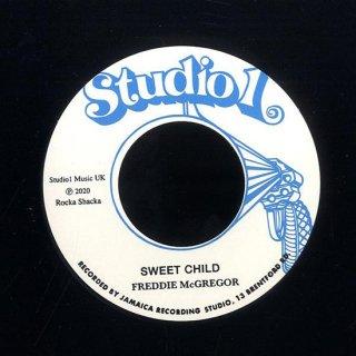 "7inch ""Freddie Mcgregor "" Sweet Child / ""Brentford Rockers ""Instrumental"