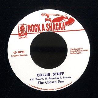 """7inch """"Chosen Few """"Collie Stuff"""