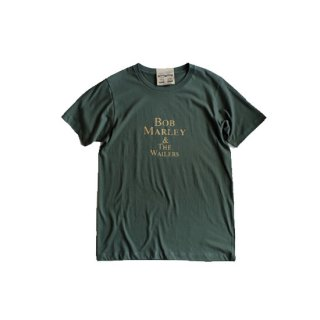 """Brown and Dennis """" BMW Tee """" Moss Green"""