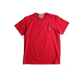 """Brown and Dennis """" BMW EMB Tee """" Red"""