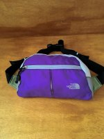 USED NORTH FACE WEST POUCH