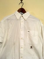 USED TOMMY HILFIGER OXFORD SHIRTS