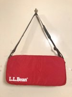 USED LL-BEAN SHOULDER BAG