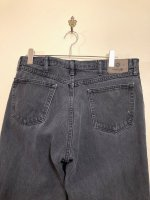 USED WRANGLER RELAX FIT BUGGY JEANS
