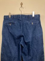 USED DENIM CHINO PANTS