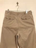 USED OLD ABERCROMBIE BUGGY CHINO