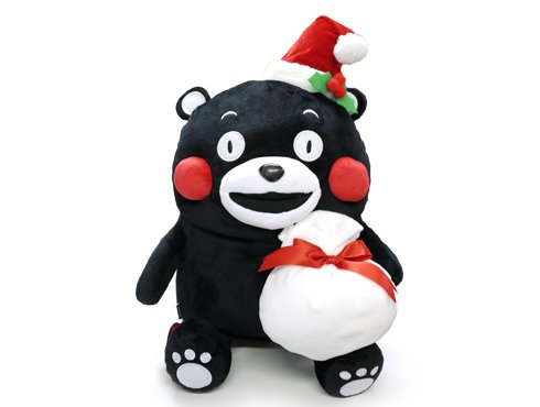 30cmぬいぐるみ(くまモン版)クリスマスバージョン