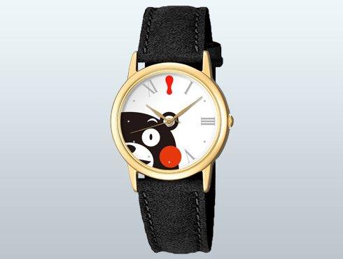 【数量限定】くまモン・ウォッチ(腕時計)メンズ【3〜5営業日後に発送】
