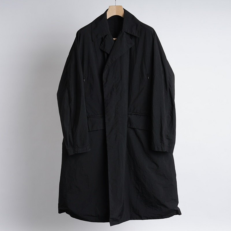 【TEATORA テアトラ】 DEVICE COAT P / BLACK