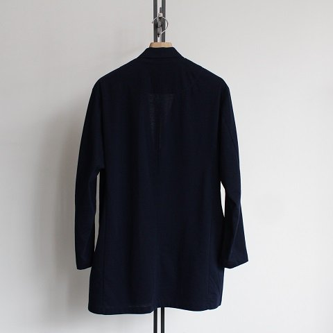 【CURLY カーリー】 <br>Nomadic Light Coat<br>《NAVY》